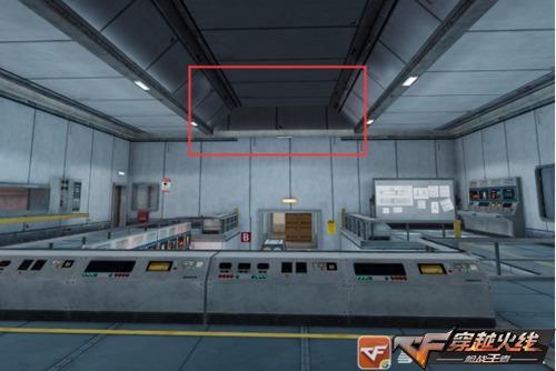 CF手游经典地图全面升级 快看新潜艇有哪些改动