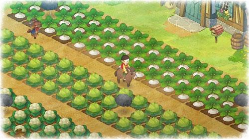 《牧场物语》手游版:我又想起了在田里收获的美好