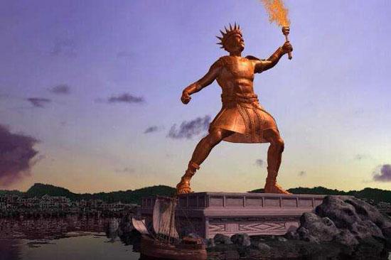 太阳神巨像