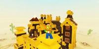 乐高无限黄金城在哪 黄金城怎么建造