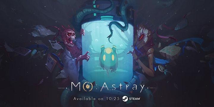 雷亚代理的像素冒险解谜《细胞迷途》10月25日上架Steam