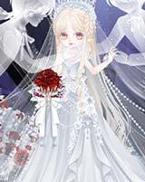 奥比岛暗夜伯爵新娘装图鉴