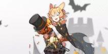 明日方舟新增服饰 巫异盛宴系列-魔术师-克洛丝