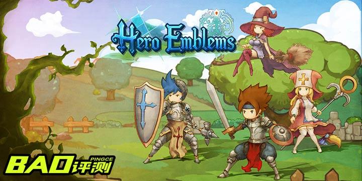 《英雄徽章》评测:当消除与RPG完美结合,三消游戏就是世界主宰