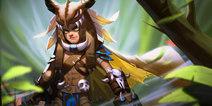 《星耀对决》新英雄介绍 疯狂的迅龙猎手:阿诺德