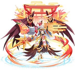 奥奇传说天启赤妖御神