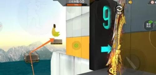CF手游迷城香蕉在哪 跳跳乐迷城香蕉收集指南