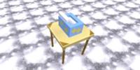 迷你世界抽纸微缩模型搭建步骤图