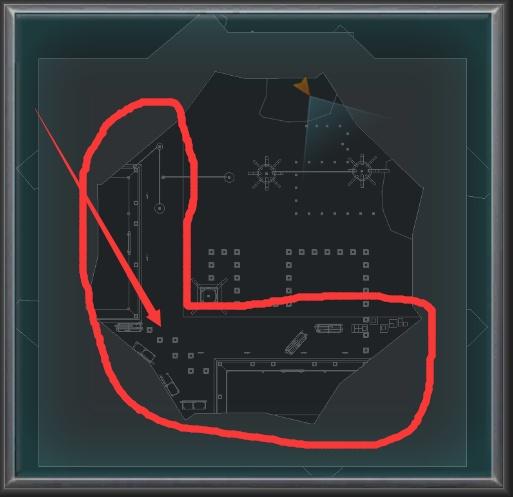 火线精英磐龙涧地图解析