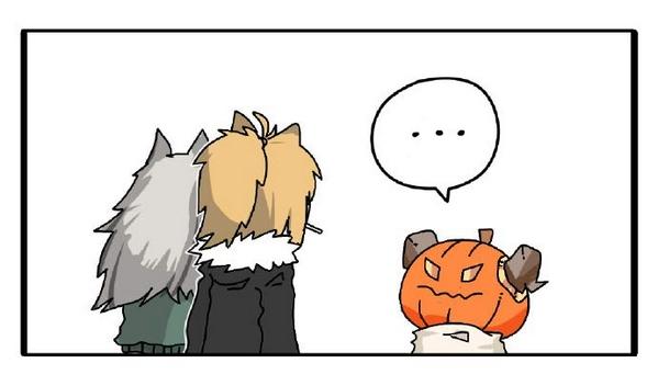 明日方舟漫画合集19 万圣节快乐