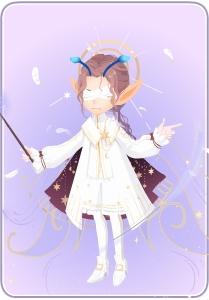 小花仙仙女教母套装