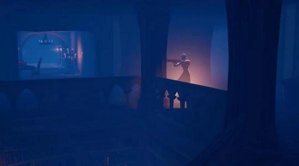 堡垒之夜全新模式2V2惊魂枪战 是真刀真枪碰一碰的时候了!