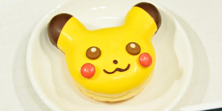 我酸了!日本甜甜圈第一品牌与《宝可梦 剑 / 盾》推出新品