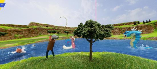 宝可梦官方制作了一个有趣的探险功能!手机就能玩!
