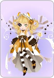 小花仙南瓜巧克力套装1