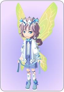 小花仙阁楼上的少女/王子套装2
