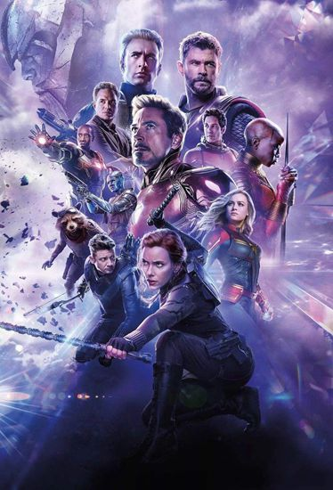 2021超级英雄电影