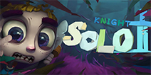 《Solo Knight》超乎想象的自由度,自主创造你的专属流派