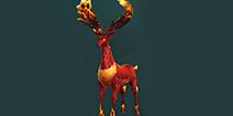 创造与魔法熔岩鹿