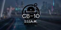 明日方舟喧闹法则CB-10攻略 CB-10阵容搭配