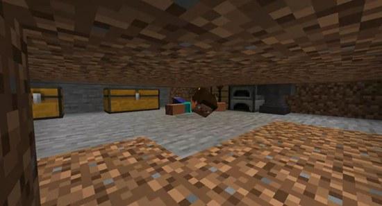 盘点我的世界玩家们建造的特殊房屋 一格高的房子你见过吗?