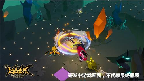 《凹凸世界》手游第一次测试即将开启 全新战斗点燃凹凸大赛