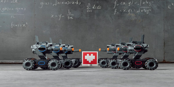 机甲大师S1重要固件升级:解锁全新玩法,新增教学内容