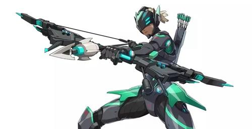 """王牌战士""""未来计划""""曝光,尖端科技打造最强机甲猎手"""