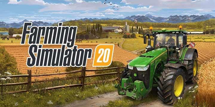 《模拟农场20》评测:年货模拟游戏在种田界的胜利