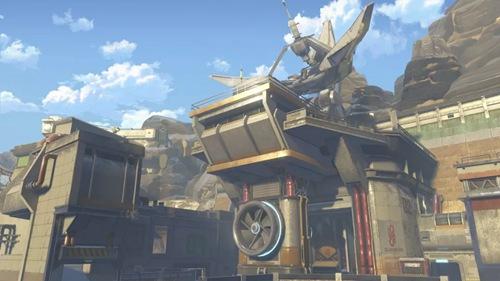 王牌战士新地图来啦 冈格尼尔重建沙漠雷达站?