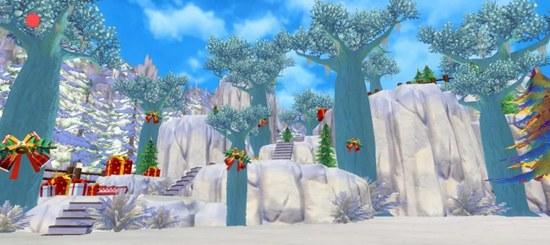 创造与魔法圣诞礼物准备上线 贝雅圣诞月活动开启