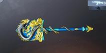CF手游武器评测铁锹-飞龙在天 移速加强伤害提升