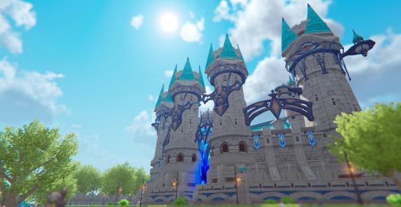 我的起源王城