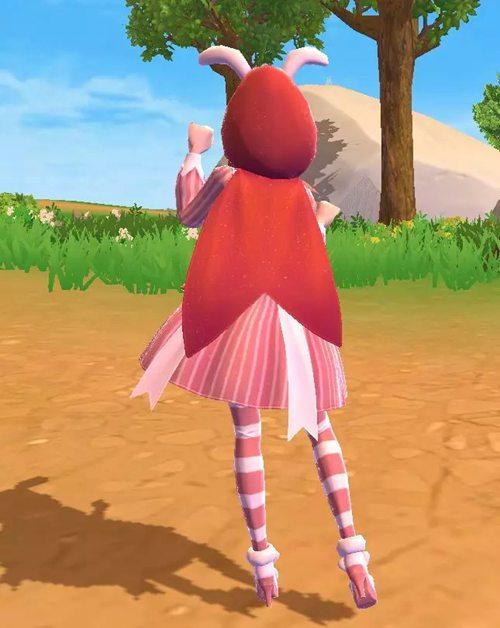 创造与魔法小红帽时装曝光 当心附近是否有大灰狼