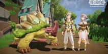 我的起源古象龟、电尾鳄、雷霆使者将登场大航海时代,和ta们一起出海美滋滋