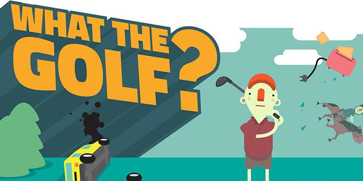 IGN2019年度最佳免费在线观看的黄片《万物皆可高尔夫》,打场世界最鬼畜的球吧!