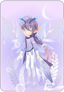 小花仙月下夜语套装2