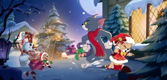 猫咪图茨和圣诞活动登场 猫和老鼠12.19更新公告