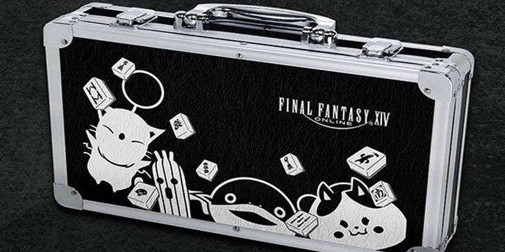 SE推出《最终幻想14》主题麻将,不愧是你!这不是春节必备活动吗?
