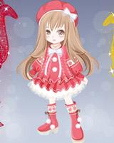 奥比岛圣诞雪花针织套装图鉴