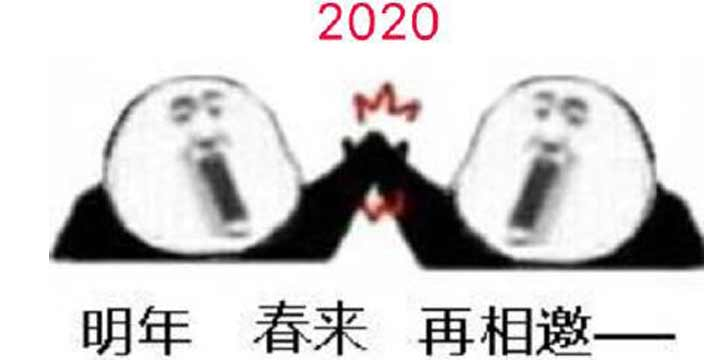 【就哔哔】大型FLAG收集现场,你对2020有什么期望呢?