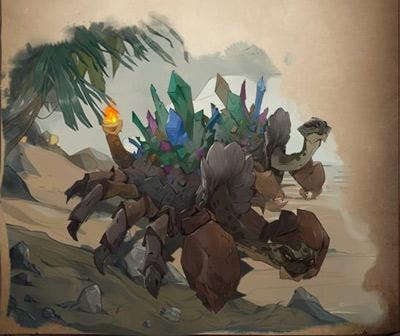 哈利波特魔法觉醒两只火螃蟹卡牌介绍 两只火螃蟹卡牌详解