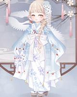 奥比岛铃木樱和风服图鉴