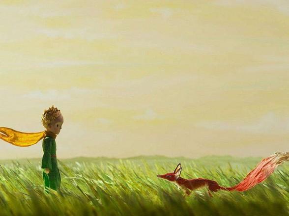 小王子与狐狸