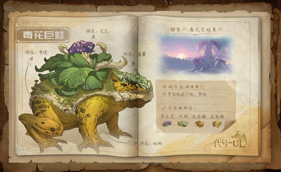 代号:UL毒花巨蛙