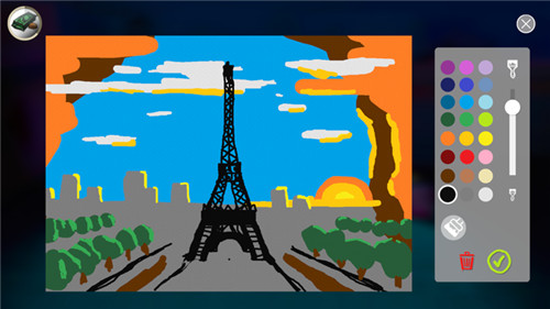 《饥饿派画家》总有一天我的作品是要进卢浮宫的