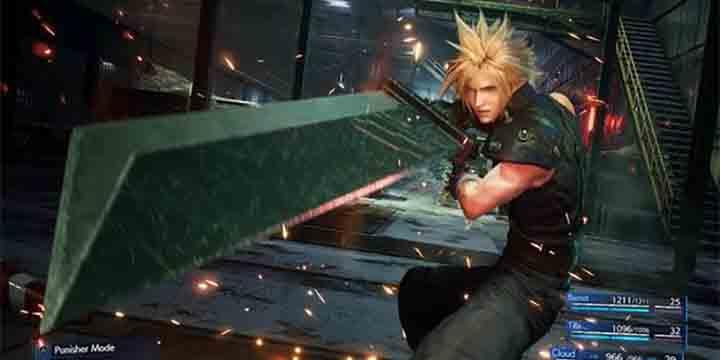 《最终幻想7 重制版》延期一个月?别慌,这才是SE游戏该有的正常操作
