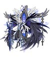 奥拉星魔之禁锢黑天使王