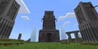 我的世界天启之境:混沌游戏攻略 全新地形、建筑篇