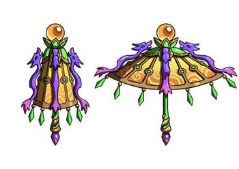 造梦西游4手机版混元珍珠伞